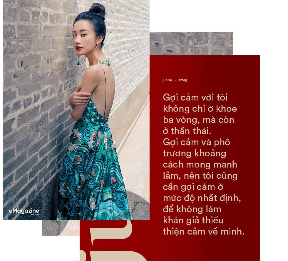 """Jun Vũ: """"Hay là nên làm một Hoa hậu ngoan hiền, nhưng như thế có phải tôi tự đánh mất luôn bản thân mình không?"""" - Ảnh 11."""