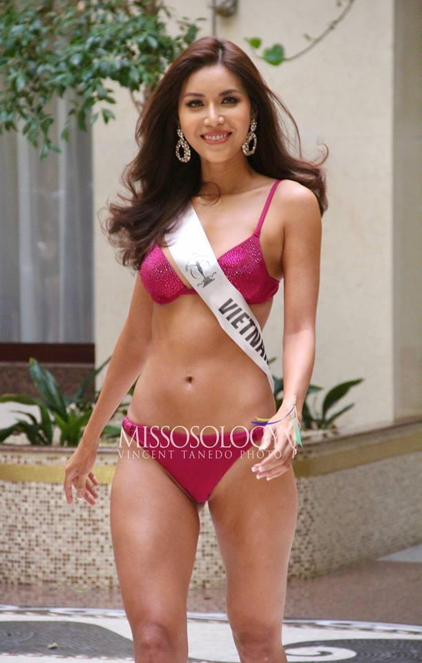 Nhìn lại hành trình đầy tự hào của Minh Tú trước thềm chung kết Miss Supranational 2018 vào 2h sáng mai - 8/12 - Ảnh 3.