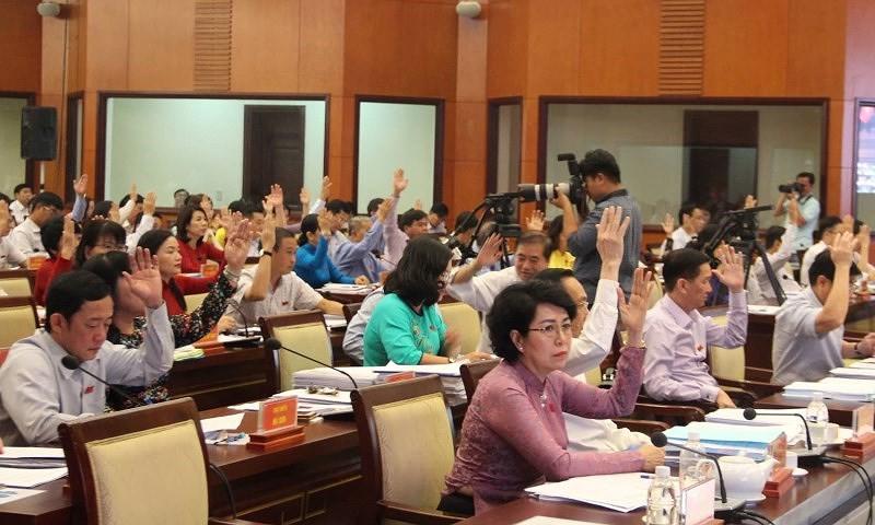 TP.HCM giảm từ 40 đến 55.000 đồng học phí cho học sinh THCS - Ảnh 1.