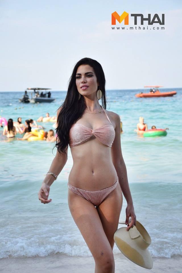 e9ab6f741c Nhìn loạt ảnh khoe body của dàn người đẹp Miss Universe