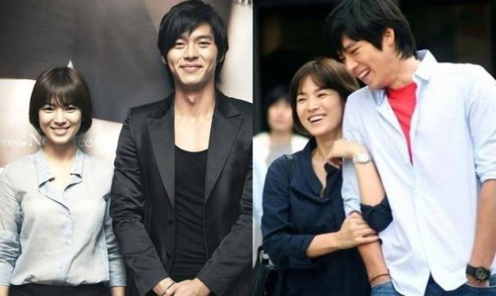 Tình yêu đứt đoạn, Song Hye Kyo lẫn Hyun Bin đều bế tắc trong hôn nhân trong hai bộ phim đối đầu đình đám - Ảnh 2.