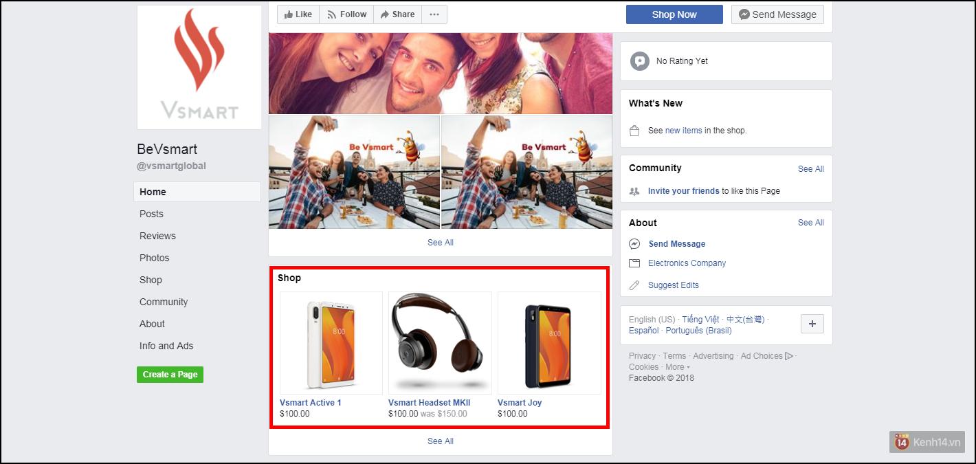 Website của Vsmart lộ diện lúc nửa đêm: Sẽ bán ra toàn cầu, làm cả smartphone lẫn tai nghe, loa ngoài? - Ảnh 6.
