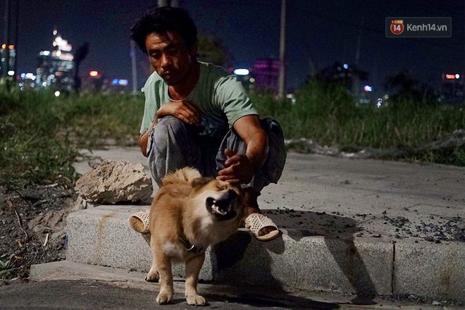 Điều kỳ diệu đã xuất hiện: Chú chó mù trở về bên anh đánh giày câm sau hơn nửa tháng mất tích - Ảnh 7.
