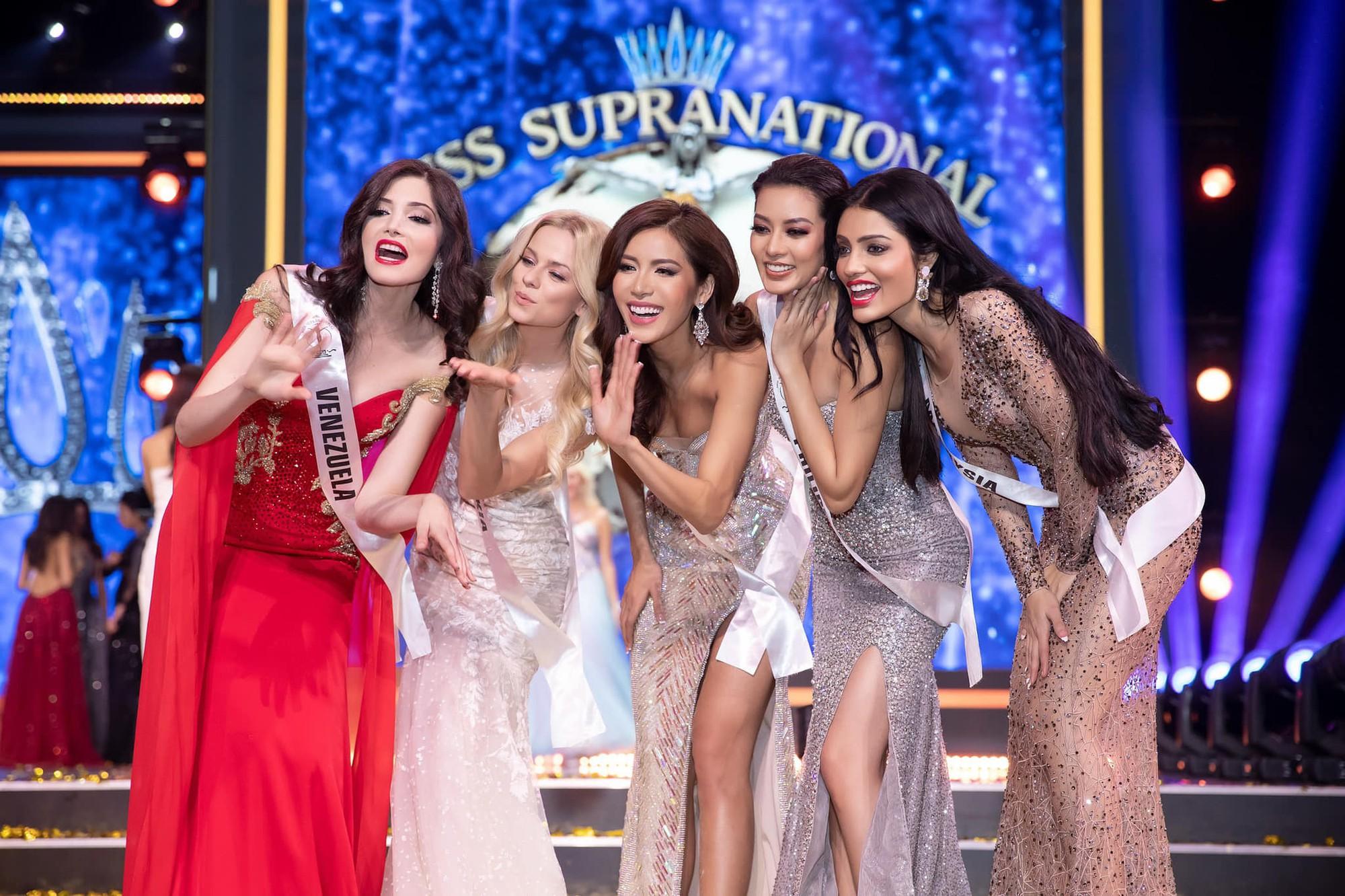 Minh Tú đội vương miện Hoa hậu Siêu quốc gia Châu Á, quẩy hết mình sau khi chỉ dừng chân tại Top 10 - Ảnh 7.