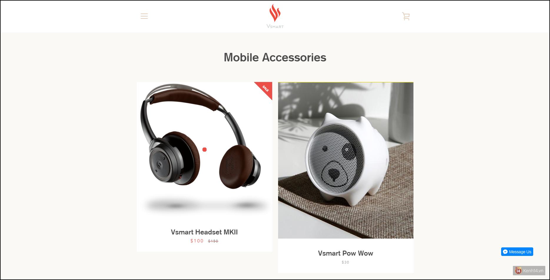 Website của Vsmart lộ diện lúc nửa đêm: Sẽ bán ra toàn cầu, làm cả smartphone lẫn tai nghe, loa ngoài? - Ảnh 10.