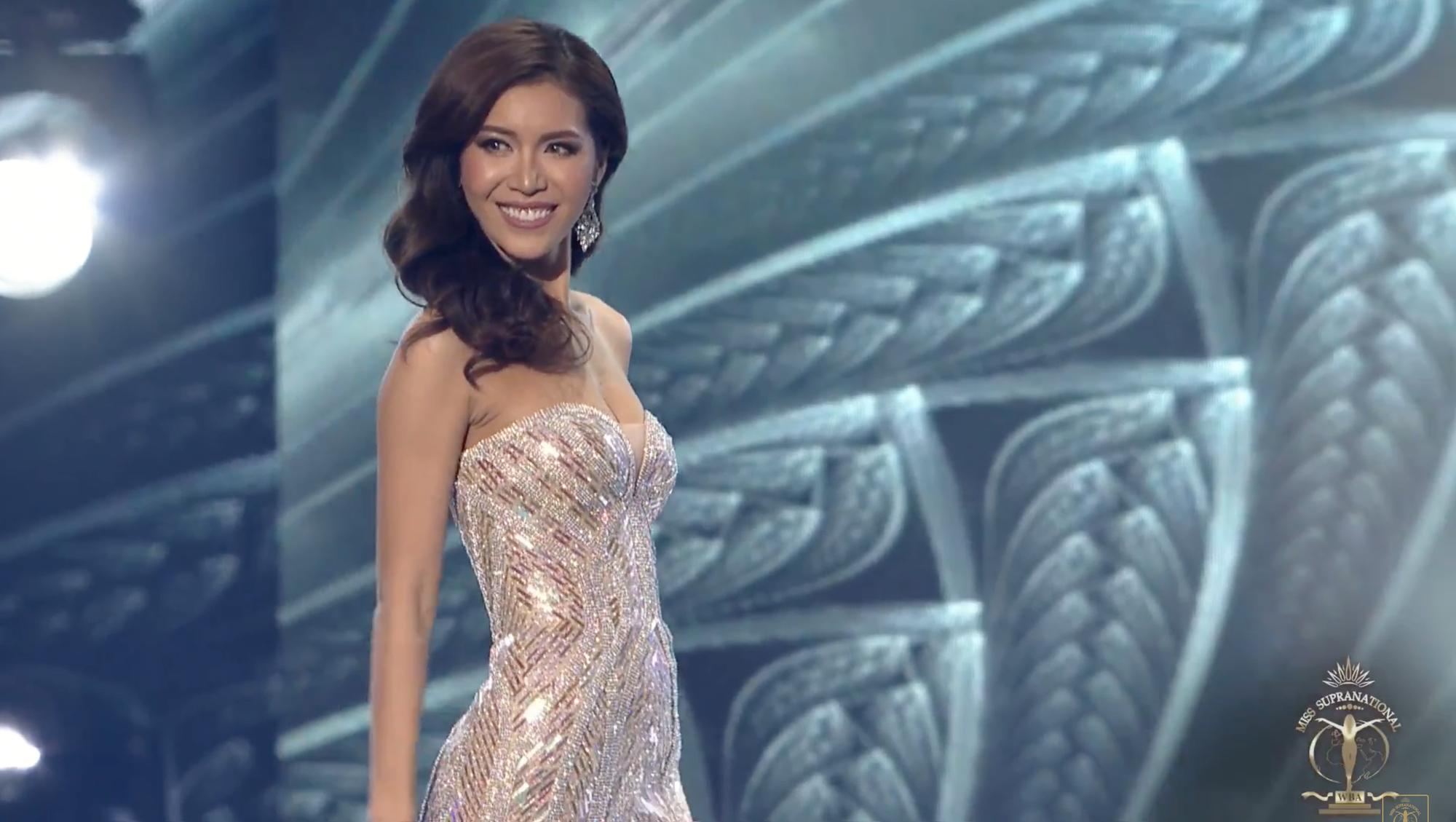 """Dân mạng """"dậy sóng"""" khi Minh Tú dừng chân ở Top 10 Miss Supranational 2018 dù đã thể hiện xuất sắc - Ảnh 1."""