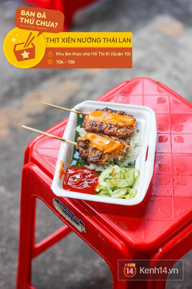 Cuối cùng món thịt xiên nướng lẫy lừng ở Thái Lan cũng đã có mặt tại Sài Gòn, mau mau thử ngay đi nào! - Ảnh 6.