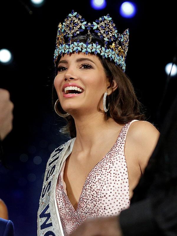 Chiến thắng tại Hoa hậu Siêu quốc gia, Puerto Rico là nước đầu tiên thống trị cả 5 cuộc thi sắc đẹp lớn nhất thế giới - Ảnh 3.