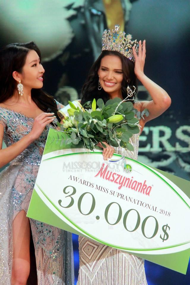 Chiến thắng tại Hoa hậu Siêu quốc gia, Puerto Rico là nước đầu tiên thống trị cả 5 cuộc thi sắc đẹp lớn nhất thế giới - Ảnh 6.