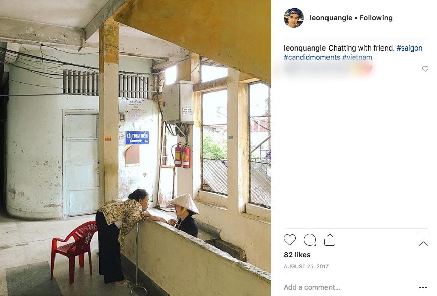 Có gì trong instagram của Leon Quang Lê, chàng đạo diễn với tâm hồn đam mê nghệ thuật? - Ảnh 8.