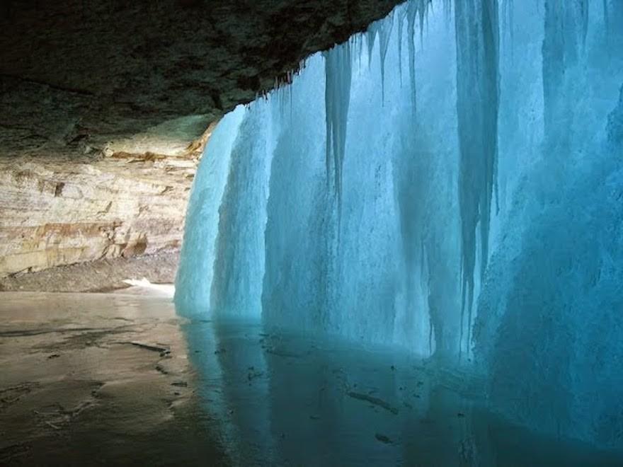 19 khoảnh khắc dừng hình trước phép đóng băng của Bà Chúa Tuyết - Ảnh 9.