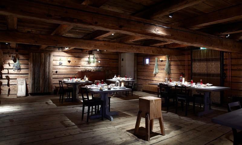 Một trong những nhà hàng ngon nhất thế giới lại nằm ở vùng hẻo lánh, nhiệt độ - 40 độ C và muốn ăn thì phải đặt chỗ trước vài tháng - Ảnh 8.