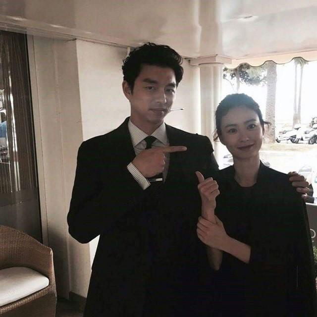 Đại diện Gong Yoo và Yoo Mi lên tiếng về tin đồn kết hôn