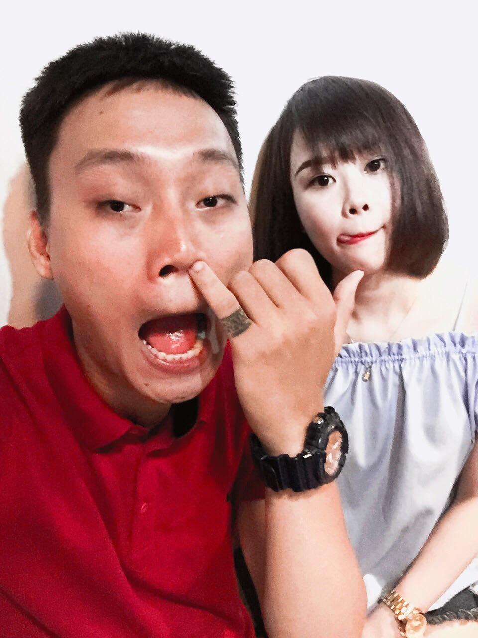 Loạt ảnh siêu lầy lội của vợ chồng Nhật Anh Trắng: Yêu thánh chế nên thế là quá bình thường! - Ảnh 19.
