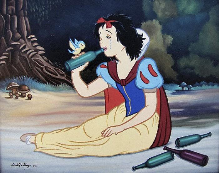 13 hình ảnh thay đổi chóng mặt của hội trai xinh, gái đẹp Disney ở thời hiện đại - Ảnh 13.