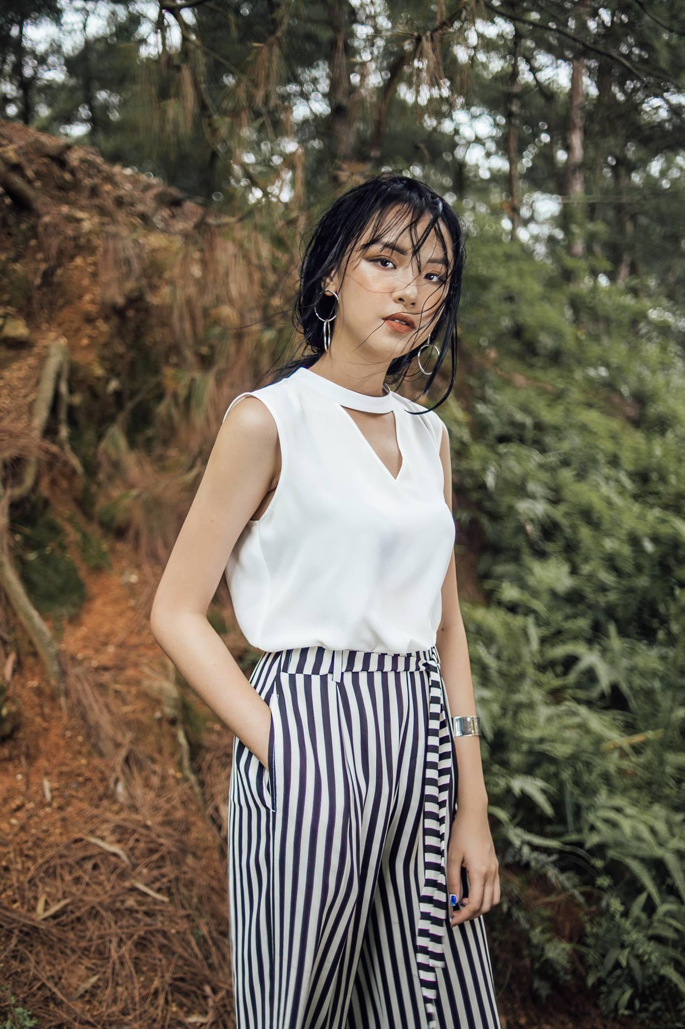 Cô nàng du học sinh Việt tại Nhật gây ấn tượng với nhan sắc ngọt ngào - Ảnh 11.