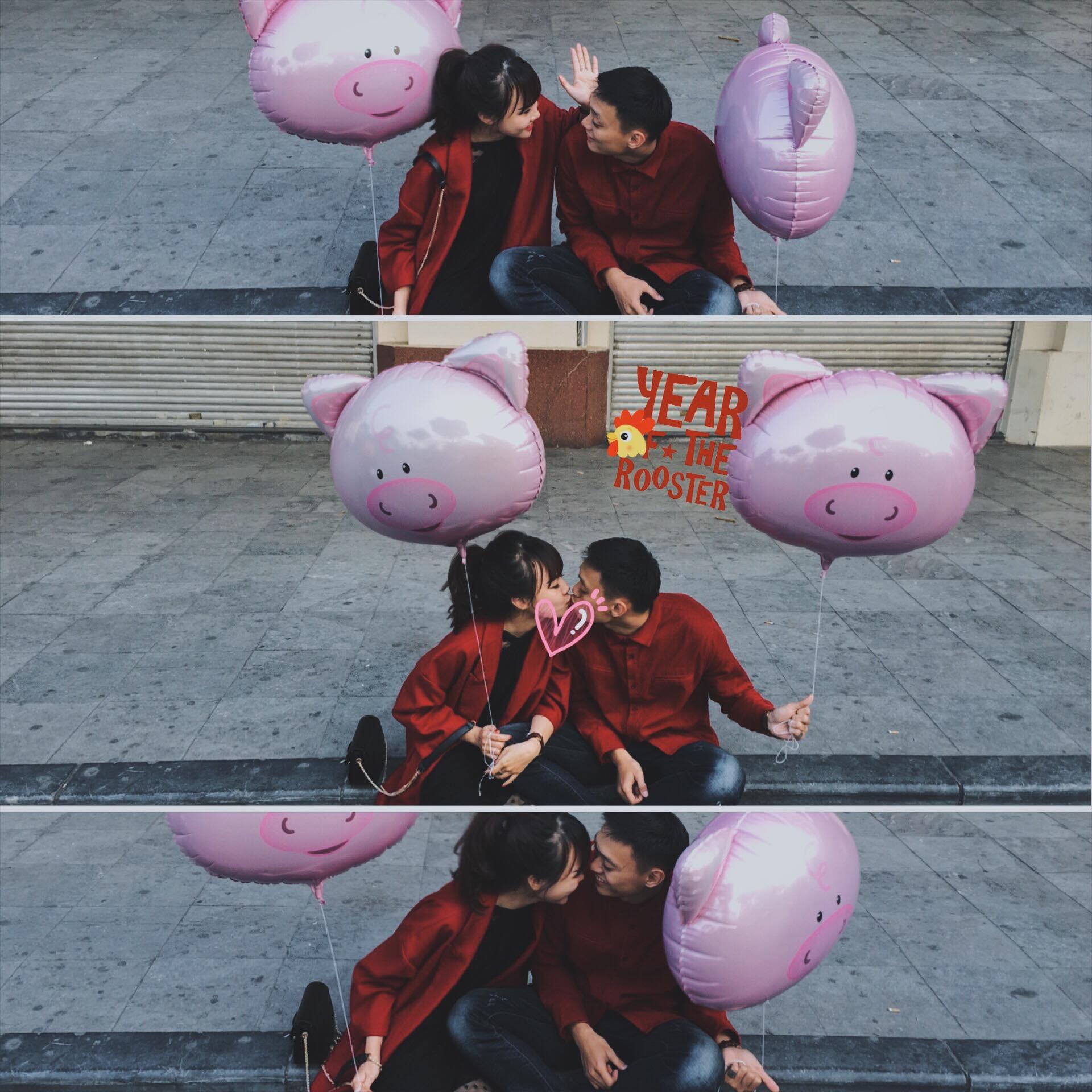Loạt ảnh siêu lầy lội của vợ chồng Nhật Anh Trắng: Yêu thánh chế nên thế là quá bình thường! - Ảnh 31.