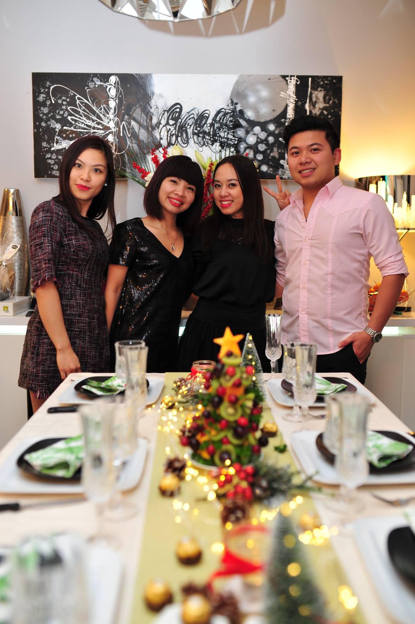 Du học sinh Việt hòa mình vào không khí chào năm mới khắp thế giới - Ảnh 12.
