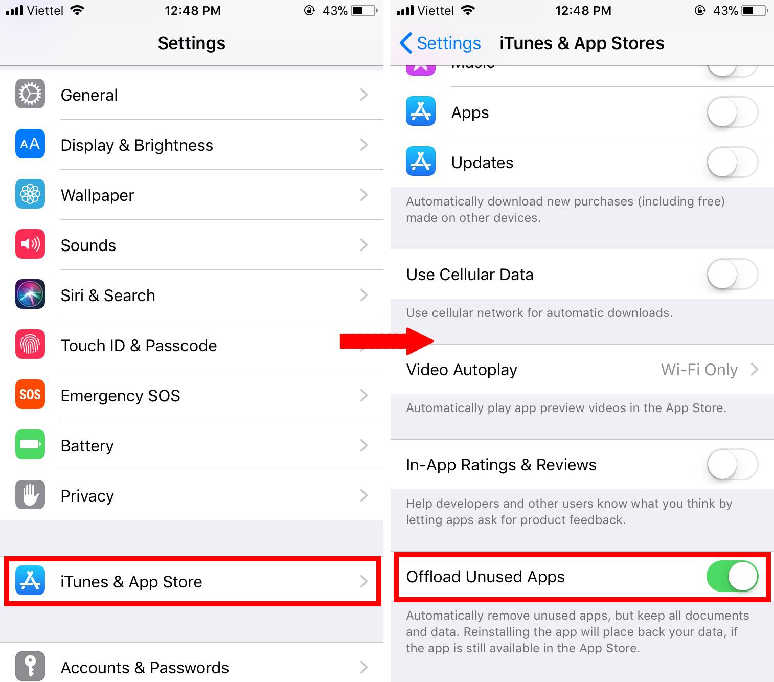 iPhone liên tục báo đầy bộ nhớ: Nguyên nhân và cách khắc phục từ A-Z - Ảnh 4.