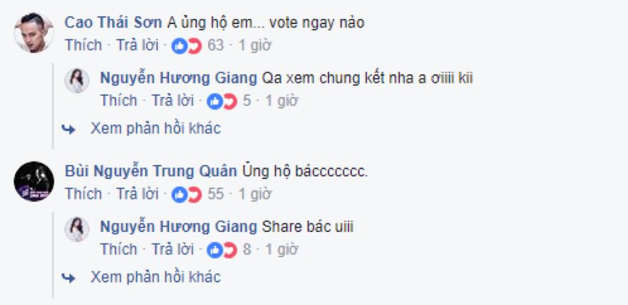 Hương Giang Idol được loạt sao Việt ủng hộ tham dự Miss International Queen 2018 - Ảnh 3.