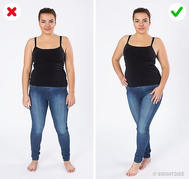 10 bí kíp tạo dáng chụp ảnh sống ảo bao thon thả dành cho các nàng béo - Ảnh 3.