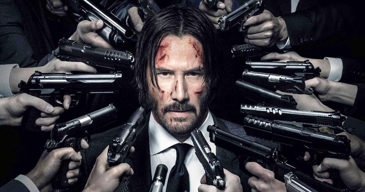 Kẻ phản diện không đội trời chung của sát thủ John Wick Keanu Reeves đã ló dạng - Ảnh 2.