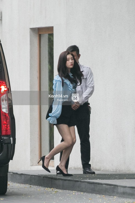 Chi Pu thân thiết, đi ăn tối cùng nữ thần Kpop Jung Chae Yeon và bạn trai tin đồn Jin Ju Hyung - Ảnh 4.