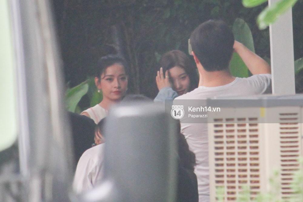 Chi Pu thân thiết, đi ăn tối cùng nữ thần Kpop Jung Chae Yeon và bạn trai tin đồn Jin Ju Hyung - Ảnh 10.