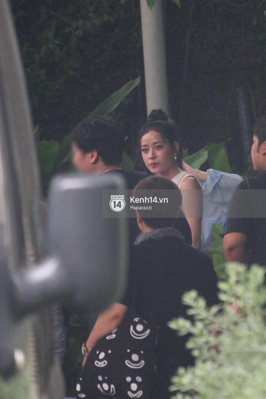 Chi Pu thân thiết, đi ăn tối cùng nữ thần Kpop Jung Chae Yeon và bạn trai tin đồn Jin Ju Hyung - Ảnh 14.