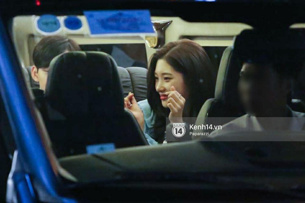 Chi Pu thân thiết, đi ăn tối cùng nữ thần Kpop Jung Chae Yeon và bạn trai tin đồn Jin Ju Hyung - Ảnh 15.