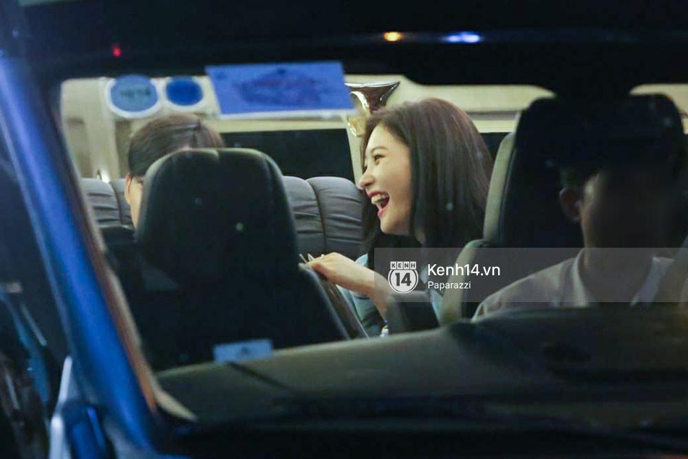 Chi Pu thân thiết, đi ăn tối cùng nữ thần Kpop Jung Chae Yeon và bạn trai tin đồn Jin Ju Hyung - Ảnh 16.