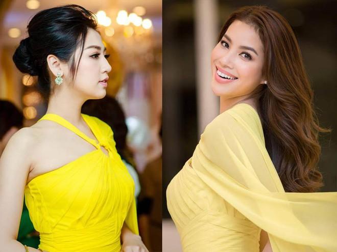 Phạm Hương và Dương Tú Anh cùng mặc chung một thiết kế, ai cũng đẹp nhưng thần thái mới là thứ quyết định tất cả - Ảnh 6.
