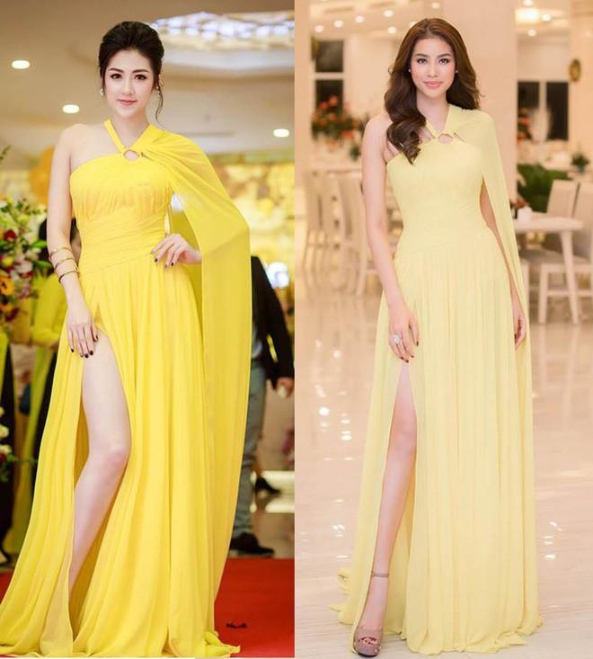 Phạm Hương và Dương Tú Anh cùng mặc chung một thiết kế, ai cũng đẹp nhưng thần thái mới là thứ quyết định tất cả - Ảnh 7.
