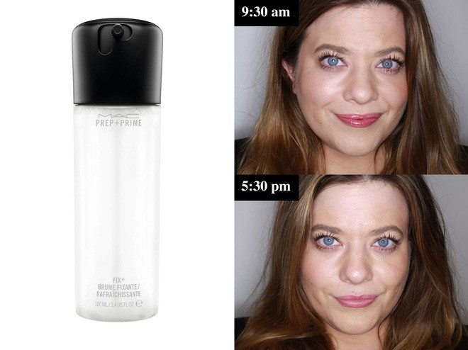 Muốn có lớp trang điểm bền đẹp cả ngày, cô nàng này đã thử 10 loại xịt cố định lớp makeup phổ biến và đây là kết quả - Ảnh 7.