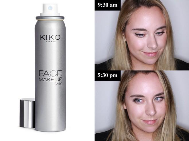 Muốn có lớp trang điểm bền đẹp cả ngày, cô nàng này đã thử 10 loại xịt cố định lớp makeup phổ biến và đây là kết quả - Ảnh 9.