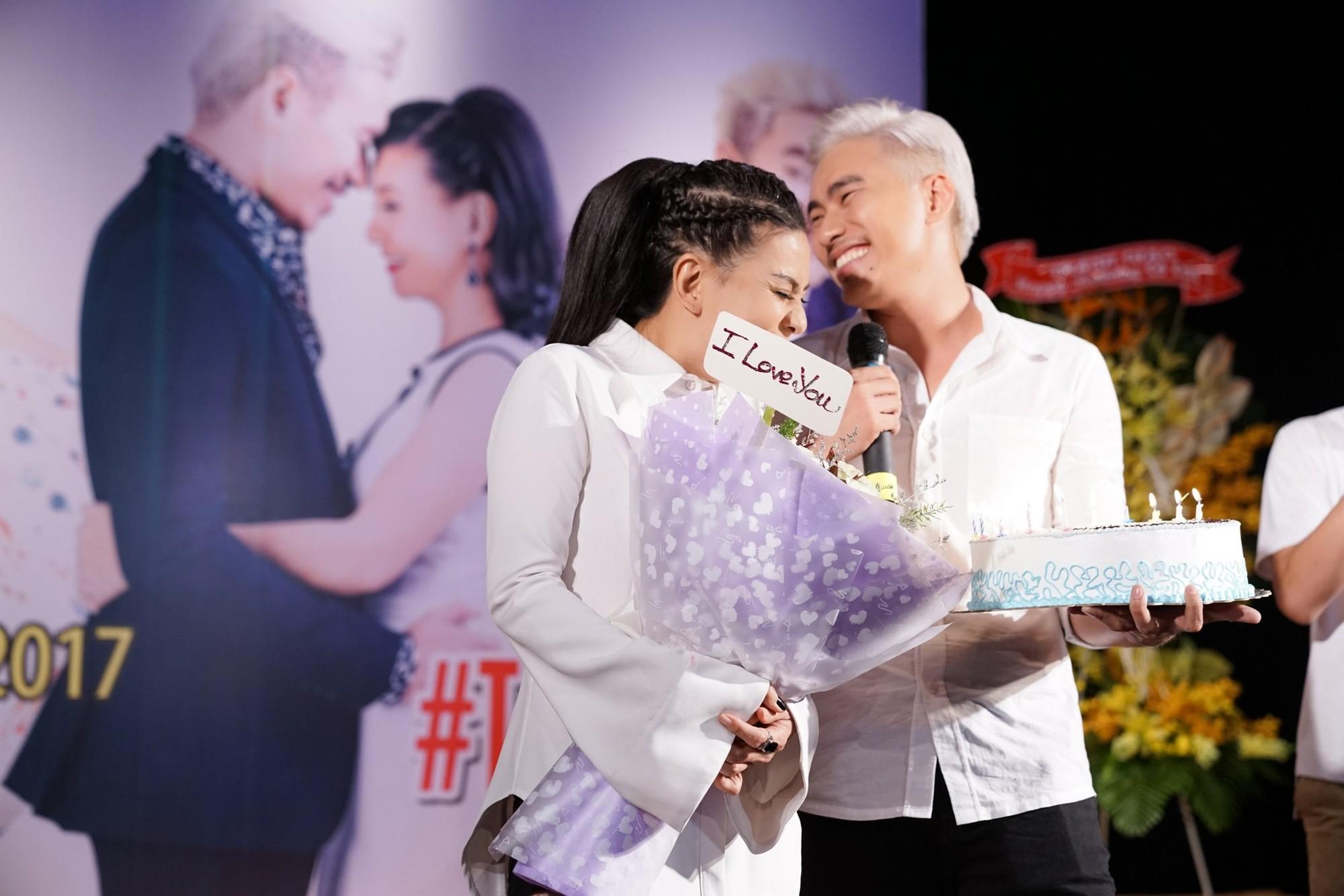 Những cặp đôi hạnh phúc viên mãn trong năm Đinh Dậu của showbiz Việt