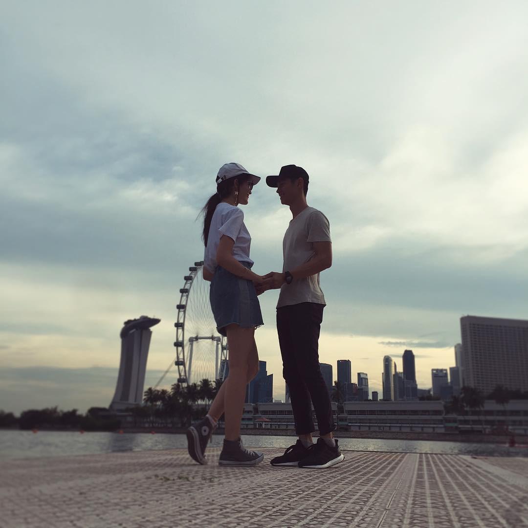 Khi trai xinh gái đẹp yêu nhau và những bức hình nhìn thôi cũng thấy hạnh phúc - Ảnh 13.