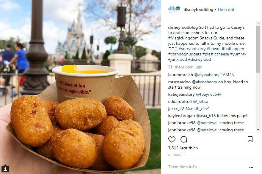Các món giới trẻ kháo nhau phải thử bằng được khi đến với công viên Disney World - Ảnh 2.