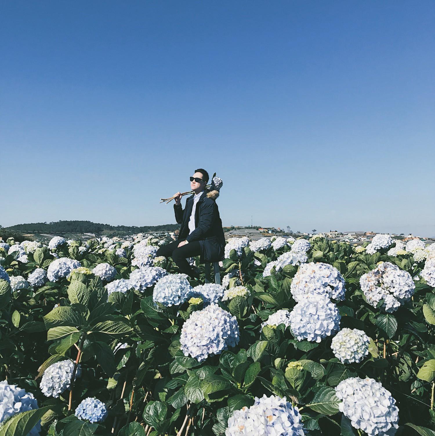 Tuyệt Tình Cốc, Hoa Điền Sơn Trang - thêm những địa điểm để lên Đà Lạt mãi cũng chả thấy chán - Ảnh 5.