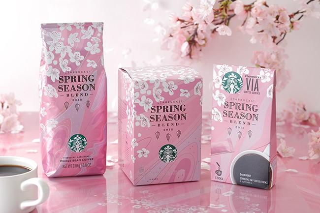 Đón chào mùa xuân 2018, Starbucks Nhật Bản ra dòng sản phẩm mới với hương vị hoa anh đào độc đáo - Ảnh 5.