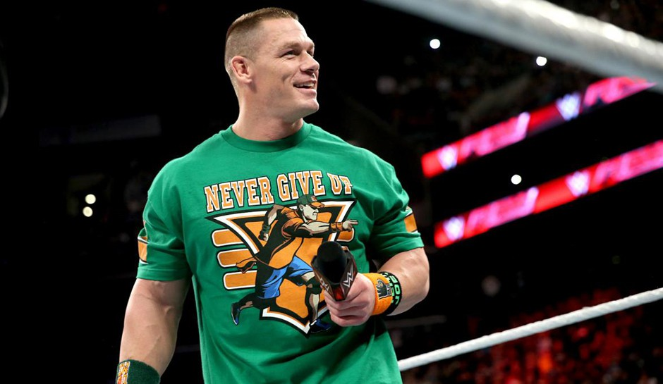 Đến siêu sao đô vật thế giới John Cena cũng mê tít BTS - Ảnh 1.