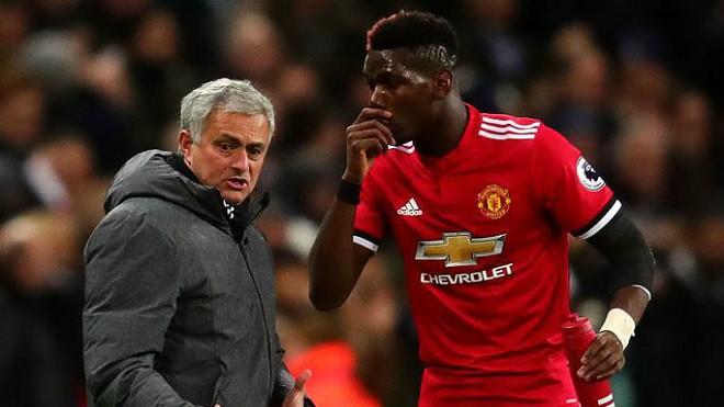 Mourinho: Tôi bối rối vì một số người quan trọng nói về vị trí của Pogba - Ảnh 1.
