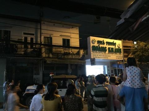 Cô gái 23 tuổi tử vong bất thường ở Sài Gòn, nghi bị sát hại tại tiệm thuốc - Ảnh 2.