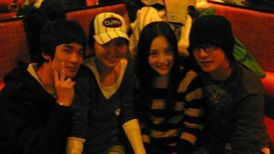 Cộng đồng mạng tiếp tục đào mộ lịch sử tình trường của cặp đôi vàng Hàn Canh Lữ Tĩnh San
