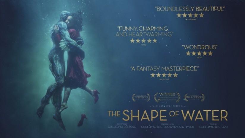 """Lận đận quá hỡi người đẹp và thủy quái! """"The Shape of water"""" lại bị tố """"đạo văn"""" - Ảnh 1."""