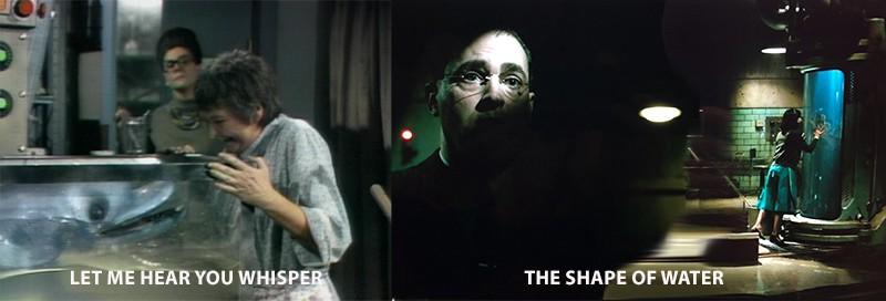 """Lận đận quá hỡi người đẹp và thủy quái! """"The Shape of water"""" lại bị tố """"đạo văn"""" - Ảnh 5."""