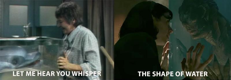 """Lận đận quá hỡi người đẹp và thủy quái! """"The Shape of water"""" lại bị tố """"đạo văn"""" - Ảnh 3."""