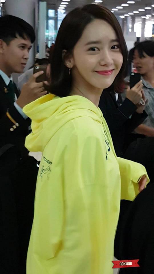 Không thể tin nổi đây là hình ảnh chưa qua chỉnh sửa của nữ thần Yoona (SNSD) - Ảnh 1.