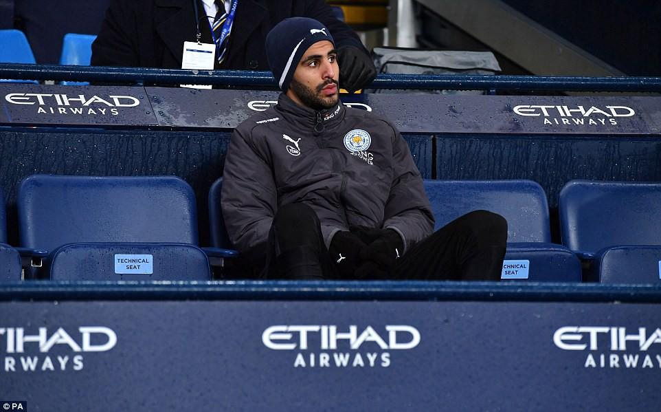 Aguero ghi 4 bàn, Man City nghiền nát cựu vương Leicester - Ảnh 3.