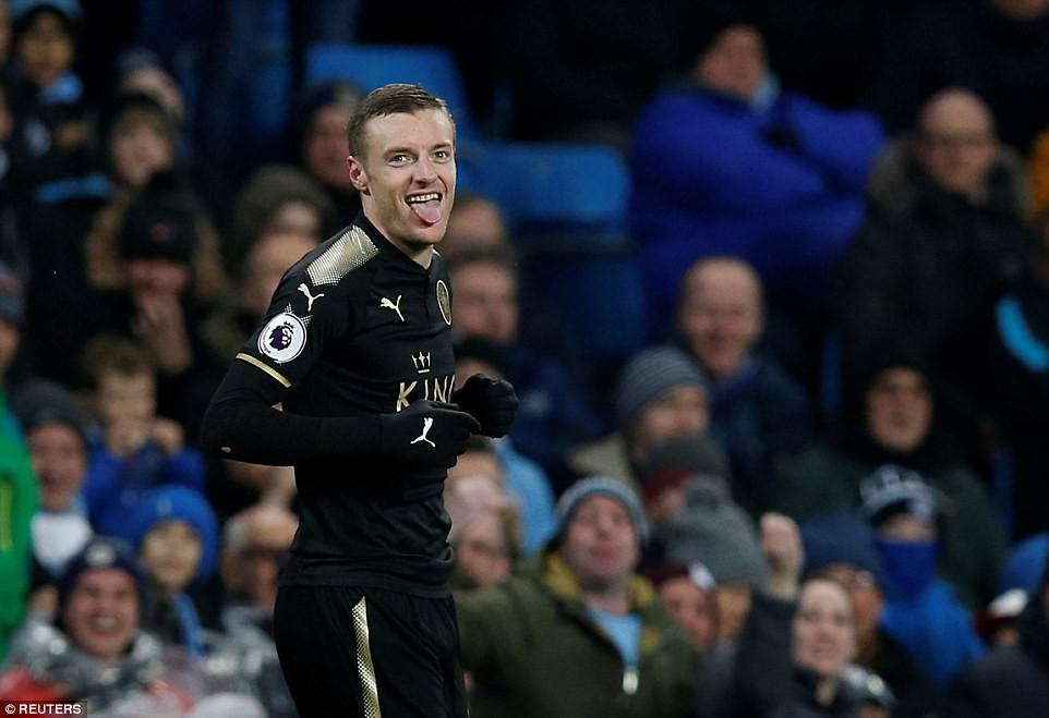Aguero ghi 4 bàn, Man City nghiền nát cựu vương Leicester - Ảnh 5.